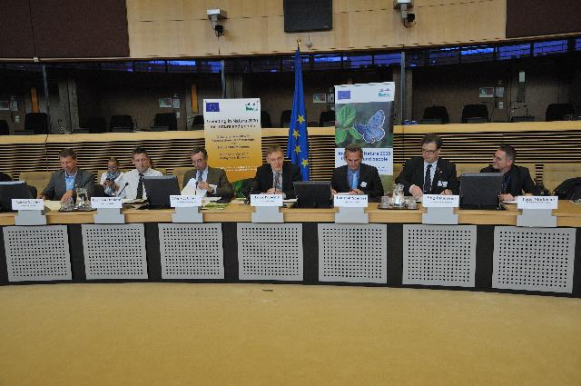 Roundtable on Natura 2000 financing
