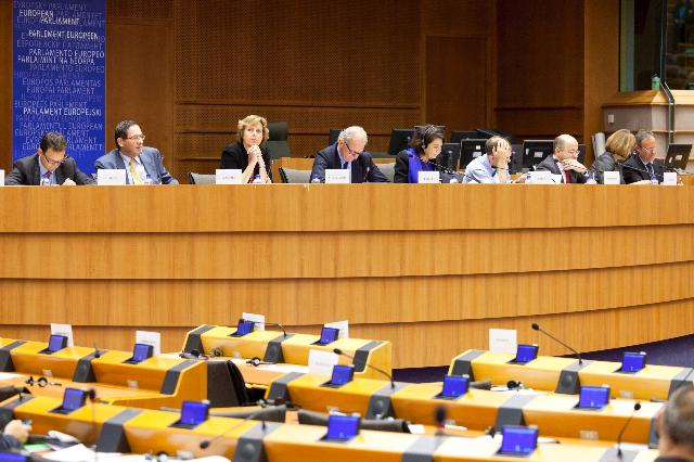 Participation of Connie Hedegaard, Member of the EC, at the 4th annual Conference on European Union space policy