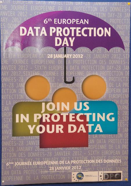 6e édition de la Journée européenne de la protection des données