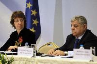 Visit of Catherine Ashton, Vice-President of the EC, to Jordan