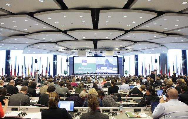 Participation of Dacian Cioloş and John Dalli, Members of the EC, at the Conference on local agriculture and short food supply chains