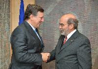 Visit of José Graziano da Silva, Director-General of the FAO, to the EC