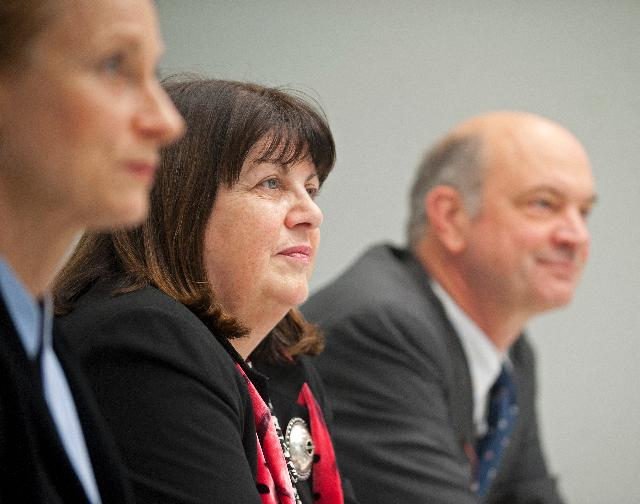 Visit of Máire Geoghegan-Quinn, Member of the EC, to Germany