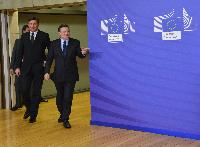 Visit of Borut Pahor, President of Slovenia, to the EC