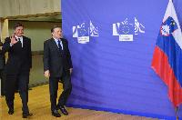 Visit of Borut Pahor, President of Slovenia, to the EC