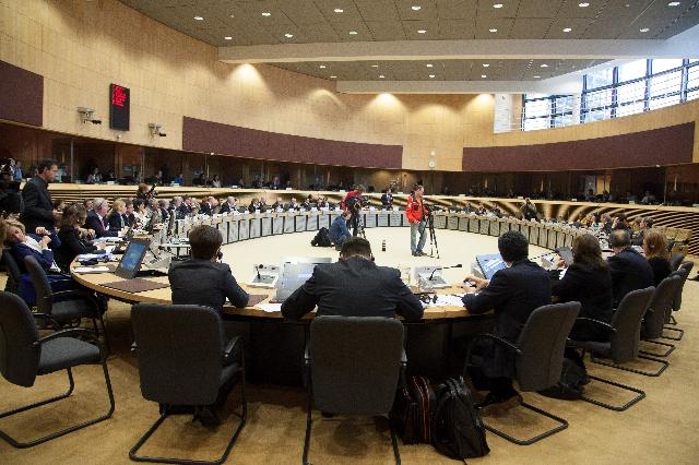 Launch of the dialogue between the EC and the mayors of the EU's capitals for growth