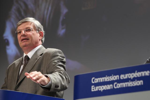 Press conference by Tonio Borg, Member of the EC, on the legislative package on animal and plant health