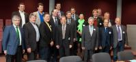 Visit of a delegation of Mayors from Salzburg to the EC