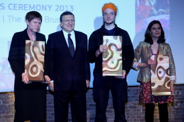 Participation of José Manuel Barroso, President of the EC, in the award ceremony of the European Social Innovation Prize