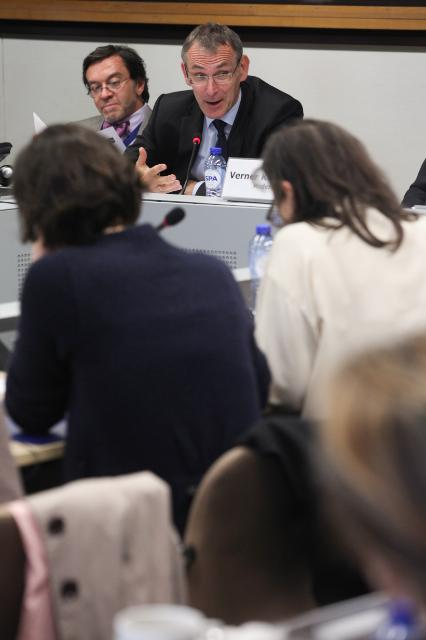 Participation of Andris Piebalgs, Member of the EC, at the Human Rights Based Approach Seminar