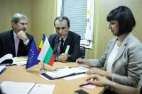 Visit of Johannes Hahn, Member of the EC, to Romania