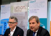 Participation of Johannes Hahn, Member of the EC, in the launch of a new series of Urbact thematic reports 'Cities of Tomorrow: Action Today'