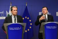 Visit of Plamen Oresharski, Bulgarian Prime Minister, to the EC