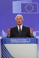 Joint press conference by José Manuel Barroso, President of the EC, Antonio Tajani, Vice-President of the EC, and Michel Barnier, Member of the EC, on the communication
