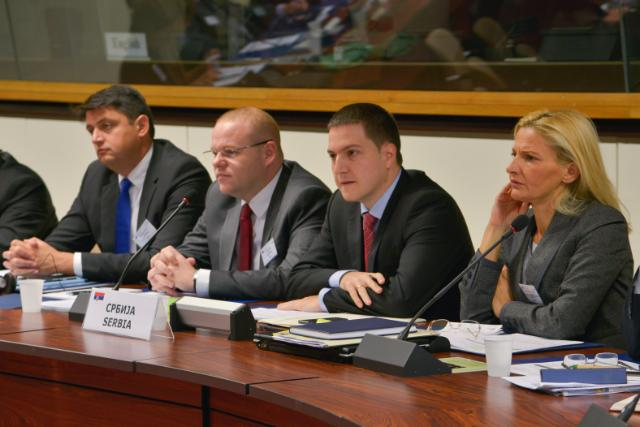 Explanatory screening meeting for Serbia on Chapter 24 – Justice and Home Affairs