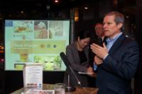 Visit of Dacian Cioloş, Member of the EC, to South Korea