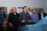 Visit of José Manuel Barroso, President of the EC, to Panama