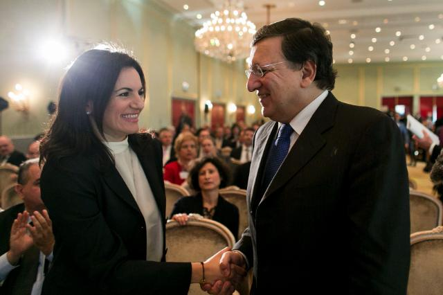 Participation of José Manuel Barroso, President of the EC, in the Tourism Summit