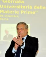 Participation d'Antonio Tajani, vice-président de la CE, à la Raw Materials University Day, à Rome