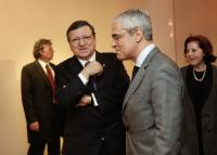 Participation of José Manuel Barroso, President of the EC, in the presentation of the book 'A Crise da Europa'