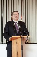 Participation de José Manuel Barroso, président de la CE, à la présentation du livre 'A Crise da Europa'