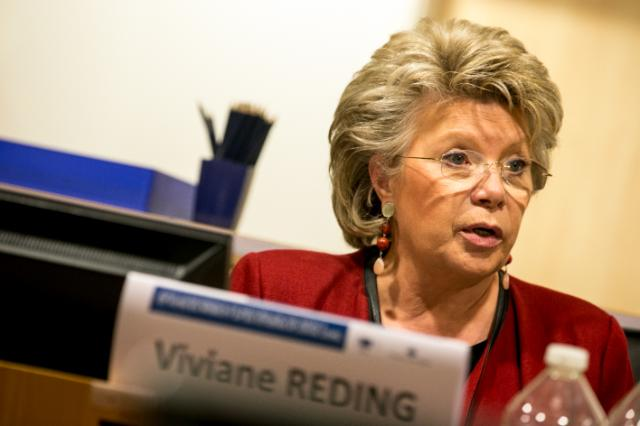 Participation of Viviane Reding, Vice-President of the EC, in a Conference for Mayors on EU Mobility at local level