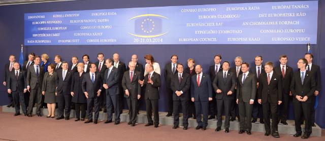 European Council of Brussels, 20-21/03/2014
