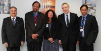Visit of Ram Sharan Mahat, Nepalese Minister for Finance, to the EC