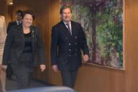 Visit of Laimdota Straujuma, Latvian Prime Minister, to the EC