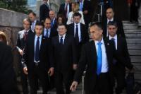 Visit of José Manuel Barroso, President of the EC, to Santander