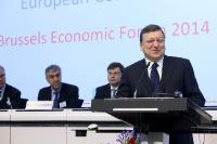 Participation of José Manuel Barroso, President of the EC, and Olli Rehn, Vice-President of the EC, in the Brussels Economic Forum 2014