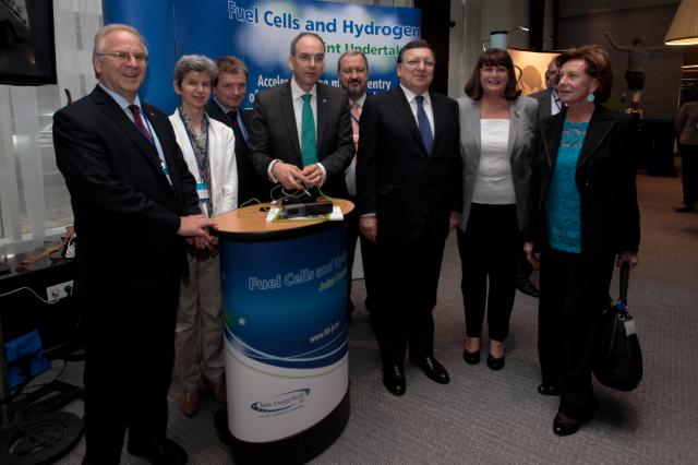 Launch of the first calls of the Joint Technology Initiatives under Horizon 2020