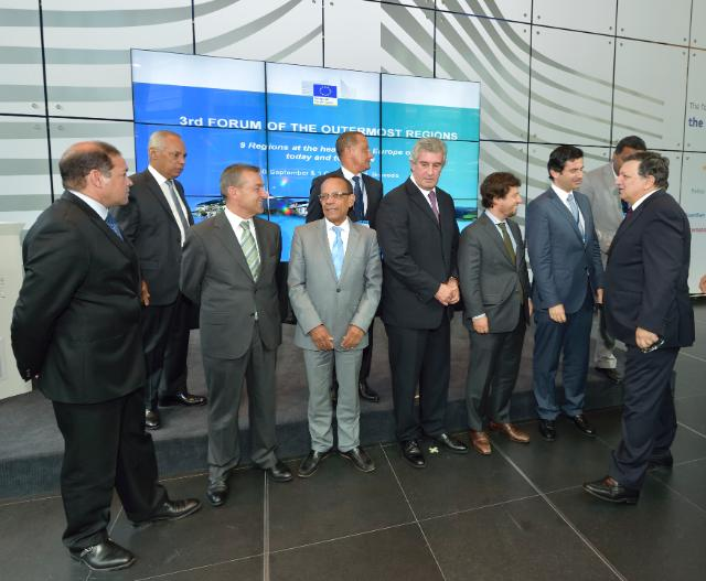 3rd Forum of the Outermost Regions: 9 regions at the heart of the Europe of today and tomorrow