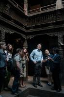 """Illustration of """"Visit by Andris Piebalgs, Member of the EC, to Nepal"""""""