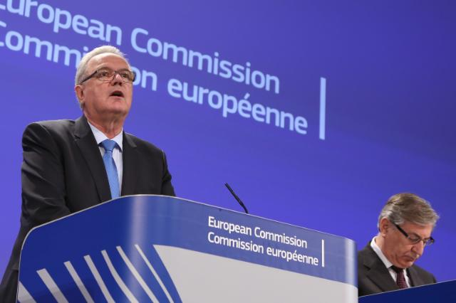 Joint press conference by Neven Mimica and Karmenu Vella, Members of the EC, on the Communication on a Global Partnership for Poverty Eradication and Sustainable Development after 2015