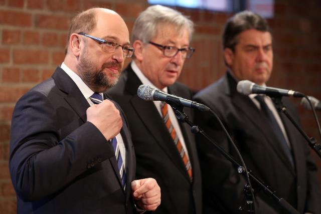 Participation of Jean-Claude Juncker, President of the EC, in the SPD Jahresauftaktklausur, in Berlin