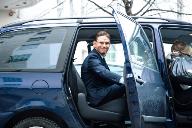 Visit of Jyrki Katainen, Vice-President of the EC, to Finland