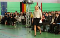 """Illustration of """"Visit by Corina Creţu, Member of the EC, to Germany"""""""