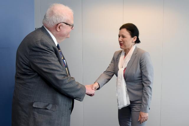 Visit of Jim Sensenbrenner, Member of the U.S. House of Representatives, to the EC