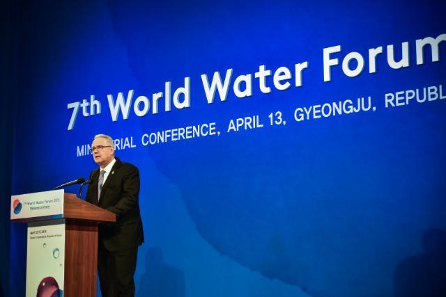7e Forum mondial de l'eau en Corée du Sud, 12-17/04/2015