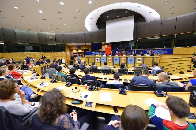 Participation of Vĕra Jourová, Member of the EC, at the 'Proud to be Roma! Celebrating 25 years of International Roma Day' eventn organised in the EP