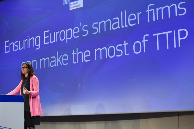 Déclaration de Cecilia Malmström