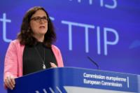 Press conference by Cecilia Malmström, Member of the EC, on the occasion of the launch of the ninth round of the Transatlantic Trade and Investment Partnership negotiations