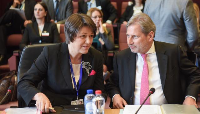 Johannes Hahn and Violeta Bulc host the Western Balkan 6 meeting on Connectivity