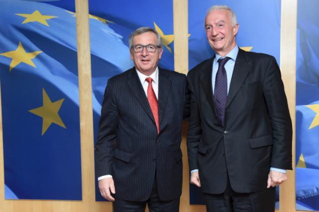 Visit of Gilles de Kerchove, EU Counter-terrorism Coordinator, to the EC