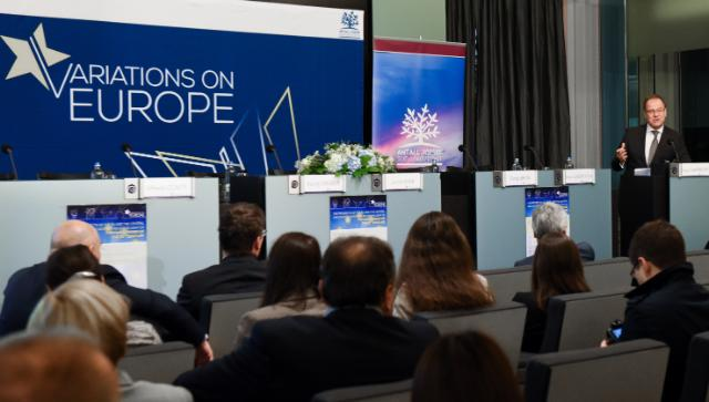 Participation of Tibor Navracsics, Member of the EC, at the conference on the prospects of the EU and the Central and Eastern European Region in light of the challenges of the 21st century