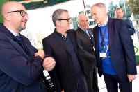 Launch of the 20 km of Brussels, under the patronage of Vytenis Andriukaitis, Member of the EC