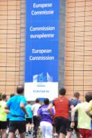 Lancement des 20 km de Bruxelles, sous le patronage de Vytenis Andriukaitis, membre de la CE