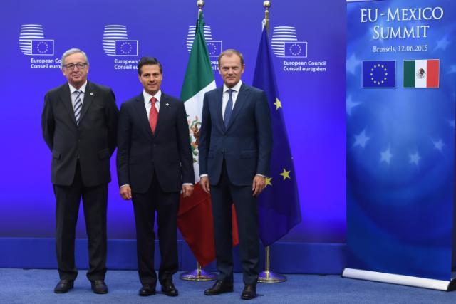 Sommet UE-Méxique