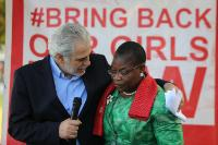 """Illustration of """"Visit of Christos Stylianides, Member of the EC, to Nigeria"""""""